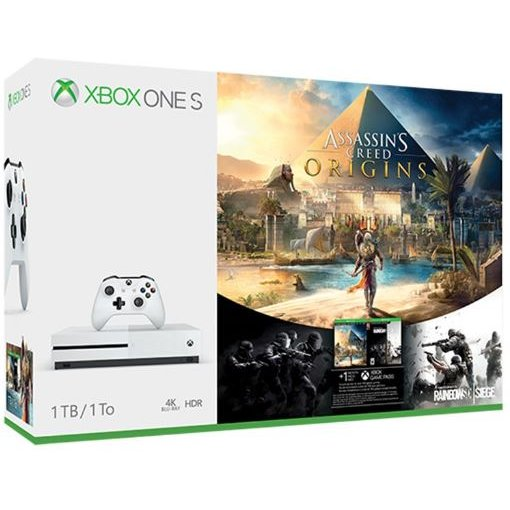 Xbox One S 1TB Assassin's Creed Origins