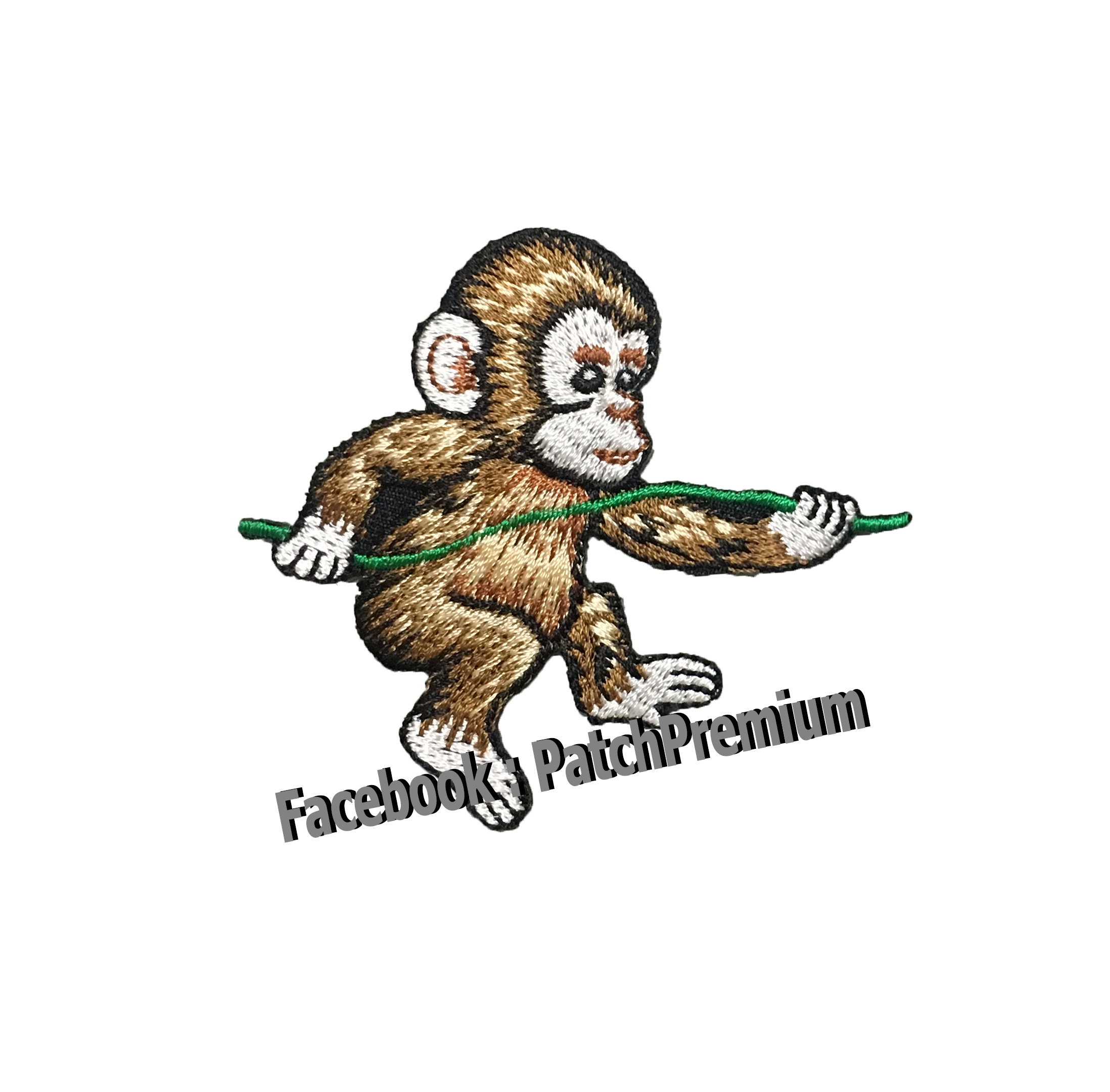 ลิงน้อย - ตัวรีด (Size M)