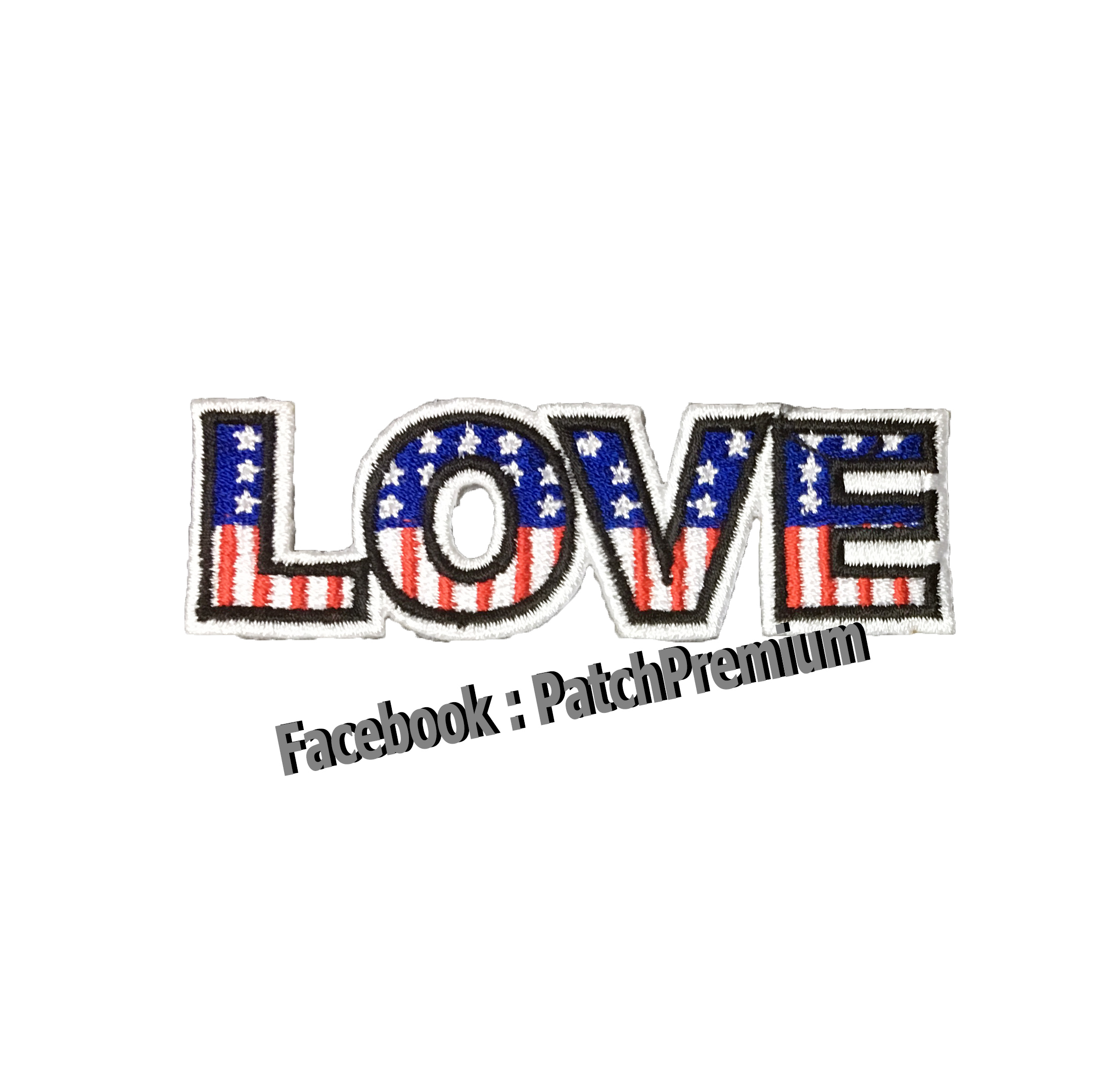 Love America - ตัวรีด (Size M)