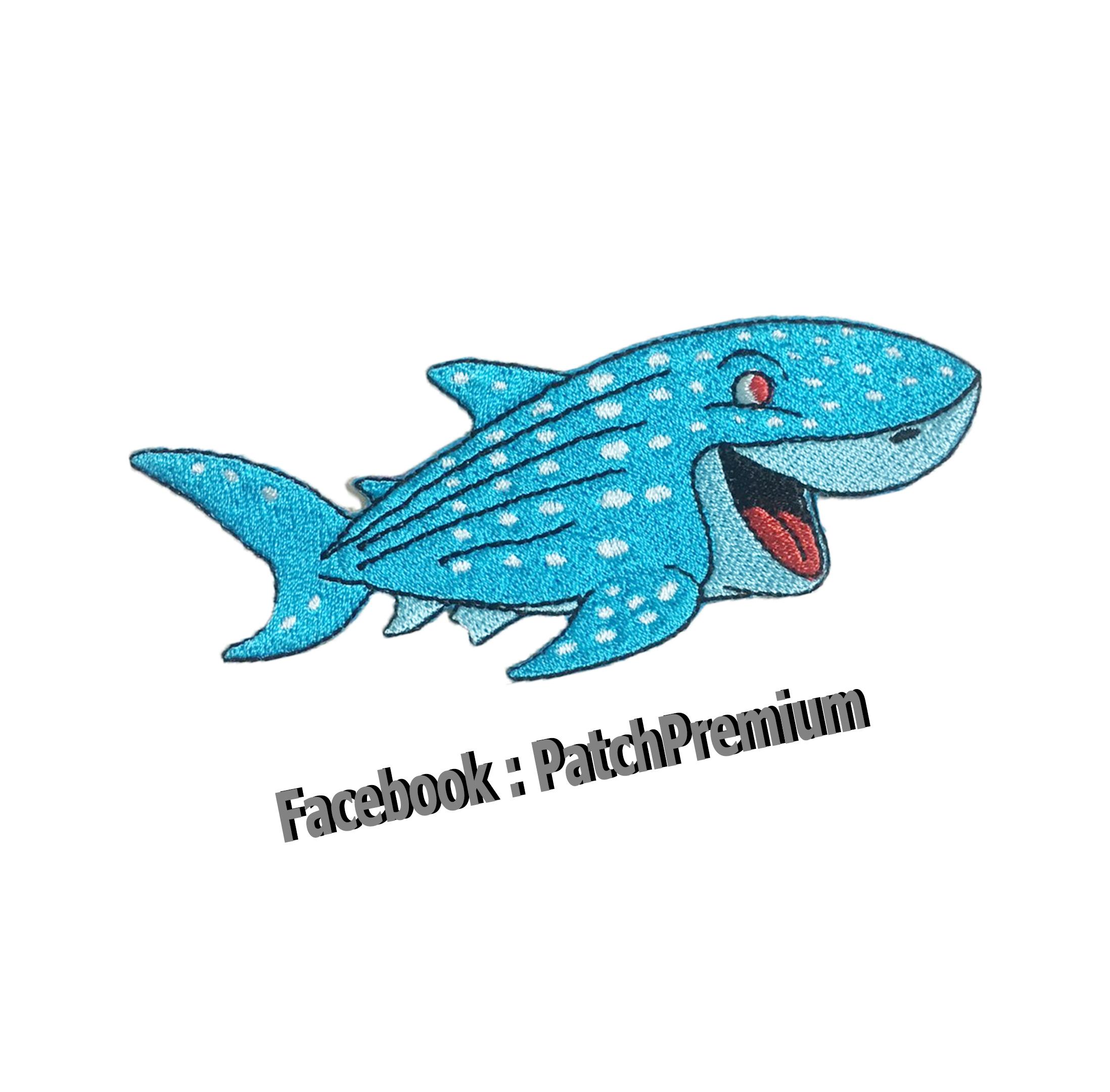 ปลา ฉลามวาฬ - ตัวรีด (Size M)