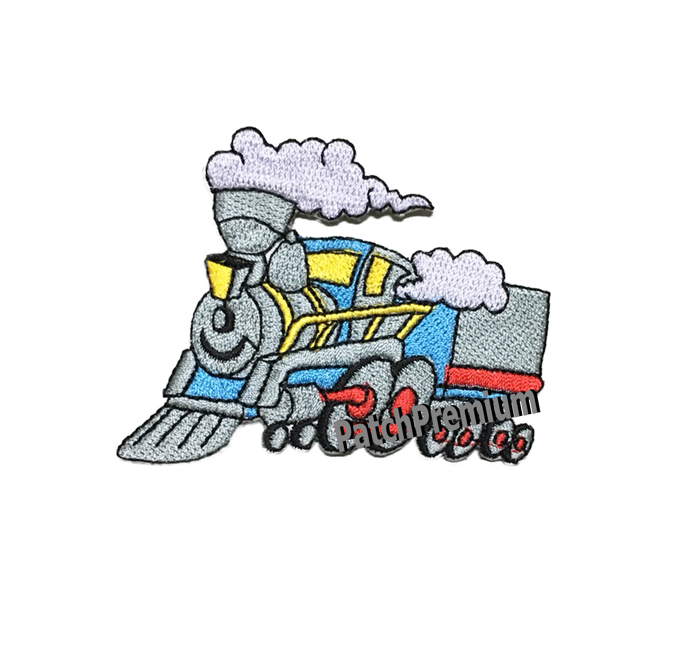 รถไฟ - ตัวรีด (Size M)