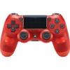 Joy DualShock 4 Wireless Controller (Red Crystal)