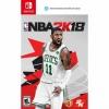 Nintendo Switch NBA2K18 US