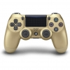 New DualShock 4 CUH-ZCT2 Series (Gold)