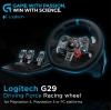 พวงมาลัย logitech G 29
