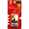 The Legend of Zelda Breath of the Wild Mini Card Pocket for Nintendo Switch