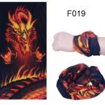 ผ้าบัฟ F019