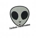 เอเลี่ยนเทา Alien - ตัวรีด (Size M)