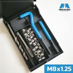 MCS-08125 ชุดซ่อมเกลียว M8x1.25