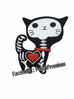แมวเอกซเรย์ - ตัวรีด (Size M)