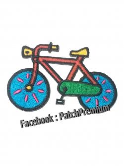 จักรยาน - ตัวรีด (Size M)