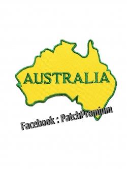 ออสเตรเลีย - ตัวรีด (Size M)