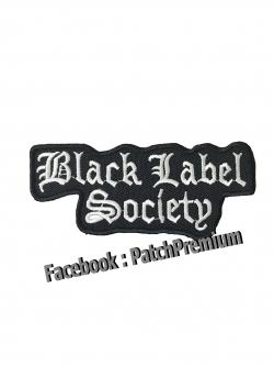 Black Label Society - ตัวรีด (Size M)
