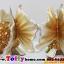 ปลาเงินปลาทองเรซิ่นของแต่งบ้านมงคล ขนาด 20.5*10.5*18 cm. thumbnail 3