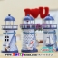 ประภาคารสังกะสี ตกแต่งแนวทะเล ขนาด 15cm (รหัส LightHouse-0157AD) thumbnail 1