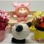 ตุ๊กตาแกะน้อยเรซิ่นของแต่งบ้านน่ารักๆ ขนาด 3.5*6.5 cm. thumbnail 2