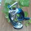 ตุ๊กตาเรซิ่นห้อยขาเจ้าหญิงแห่งสายธาร ขนาด 8*17.5*33.5 cm. thumbnail 2