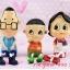 ตุ๊กตาเรซิ่นห้อยขาครอบครัวหรรษา thumbnail 8
