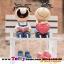 ตุ๊กตาห้อยขาเรซิ่นของแต่งบ้านน่ารักๆราคาถูกๆของขวัญของฝาก ขนาด 3.5*8*12 cm. thumbnail 1