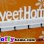 ชั้นวางติดผนัง Sweet home แนววินเทจ ขนาด 10*15*47 cm. thumbnail 5