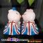ตุ๊กตาเรซิ่นห้อยขาหมูน้อยสหรัฐน่ารัก ขนาด 4.5*5 cm. thumbnail 1