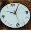 นาฬิกาแขวนผนังสุดหรูหราคริสตัลฟ้ากับนกยูงแสนสง่างาม ขนาด 24*64*78 cm. thumbnail 5