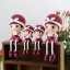ตุ๊กตาเรซิ่นห้อยขาครอบครัวแสนสุขของฝากวันแห่งความรัก ขนาด 3.5*11.5 cm. , 5.5*10.5*17.5 cm. thumbnail 8