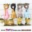 ตุ๊กตาเรซิ่นห้อยขาน่ารักแนววิลเทจสาวน้อย (ตัวละ 290 บ. เซต 4 ตัว เพียง 1050 ) thumbnail 1