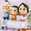 ตุ๊กตาเรซิ่นห้อยขาครอบครัวหรรษา thumbnail 3