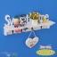 ชั้นวางติดผนัง Sweet home แนววินเทจ ขนาด 10*15*47 cm. thumbnail 1