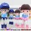 ตุ๊กตาเรซิ่นห้อยขาครอบครัว Sweet home ตุ๊กตาเรซิ่นครอบครัว ขนาด 4*5 cm. , 6*16 cm. thumbnail 9