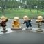 ตุ๊กตาเรซิ่นห้อยขาเณรน้อยบู๊ลิ้มตกแต่งหน้ารถและบ้านยอดนิยมอันดับหนึ่ง ขนาด ุ6.3*8 cm. thumbnail 7