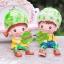 ตุ๊กตาเรซิ่นห้อยขาสวนผักที่รักตกแต่งบ้านน่ารักๆด้วยตุ๊กตา ขนาด 4*10 cm. thumbnail 3