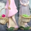 ตุ๊กตาเรซิ่นห้อยขาน่ารักแนววิลเทจสาวน้อย (ตัวละ 290 บ. เซต 4 ตัว เพียง 1050 ) thumbnail 16