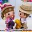 ตุ๊กตาเรซิ่นห้อยขาสื่อรักจากน้องหมา ขนาด 2*4 cm. , 3*11 cm. thumbnail 2