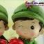 ตุ๊กตาเรซิ่นห้อยขาทหารสื่อรักของแต่งบ้านน่ารักๆ ขนาด 3.5*12 cm. thumbnail 7