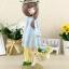 ตุ๊กตาเรซิ่นห้อยขาน่ารักแนววิลเทจสาวน้อย (ตัวละ 290 บ. เซต 4 ตัว เพียง 1050 ) thumbnail 9