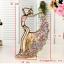 ตุ๊กตาเรซิ่นห้อยขาสไตล์ยุโรปสาวน้อยร่ายรำของแต่งบ้านสวยหรูยอดฮิต ขนาด 12*19*30 cm. thumbnail 5