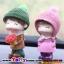 ตุ๊กตาเรซิ่นห้อยขาน่ารักตกแต่งหน้ารถ ขนาด 6*10 cm. thumbnail 2