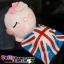 ตุ๊กตาเรซิ่นห้อยขาหมูน้อยสหรัฐน่ารัก ขนาด 4.5*5 cm. thumbnail 7