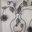 นาฬิกาติดผนังประดับคริสตัลแจกันดอกไม้สุดโมเดลของแต่งบ้านน่ารักๆ ขนาด 24*40*60 cm. thumbnail 4