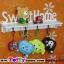 ชั้นวางติดผนัง Sweet home แนววินเทจ ขนาด 10*15*47 cm. thumbnail 6