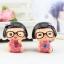 ตุ๊กตาเรซิ่นเด็ก Love ของตกแต่งบ้านและรถแบบน่ารักๆ ขนาด 6*7 cm. thumbnail 5