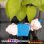 ตุ๊กตาเรซิ่นห้อยขาหมูน้อยสหรัฐน่ารัก ขนาด 4.5*5 cm. thumbnail 9