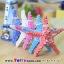 ดาวทะเล-ปลาดาว ของตกแต่งแนวทะเล ขนาด 1ุ6cm (รหัส Star fish-016) thumbnail 1