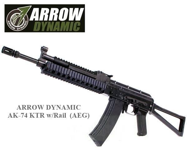 Arrow Dynamic AK-74 KTR w/Rail - SHOP GUNS : Inspired by LnwShop com