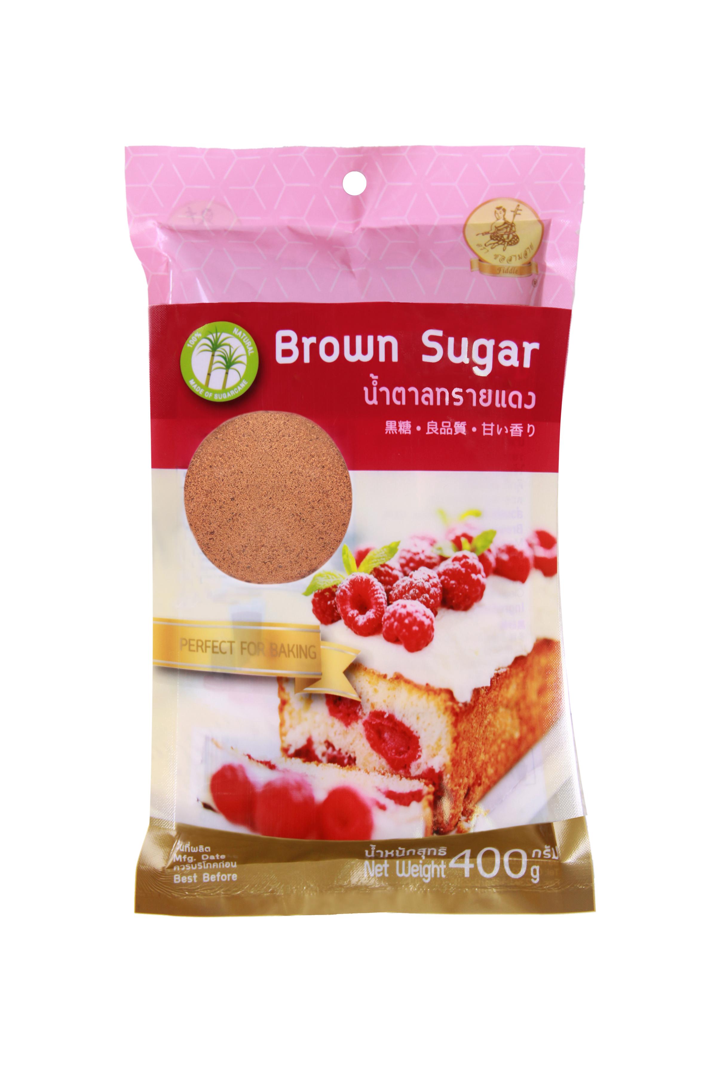 BROWN SUGAR - น้ำตาลทรายแดงถุงเล็ก