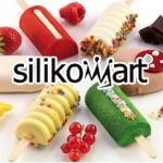 Silikomart พิมพ์ไอศกรีมแท่ง ไม้ไอศกรีม และถาดโชว์ [แล้วแต่แบบ กรุณาดูแคตตาล็อก]