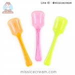 ช้อนไอศกรีมยาวหลายสี 25 คัน
