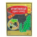 ROASTED LAVER - สาหร่ายทะเลถุงกลาง (ห่อข้าวญี่ปุ่น)